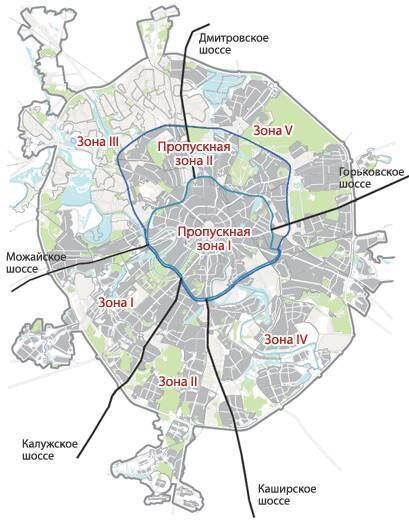 Как сделать карту с зонами доставки